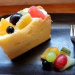 森のお菓子屋 スピカ - シフォンサンド