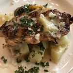 ヴィネット - 肉料理メインは鶏肉のグリル。