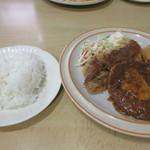 キッチン叶 - 料理写真:【ミックスランチ 1000円】