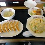 11350969 - 餃子定食(炒飯・餃子シングル)
