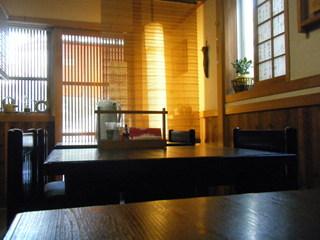 蕎澤 - 店内