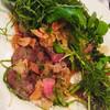 ステーキバンバン牛舎 - 料理写真:牛舎風タタキ