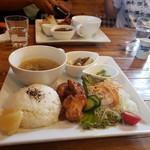 cafe 歩笑 - 料理写真: