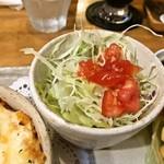レストラン木木 - ドリアセット@サラダ「あっぷ」