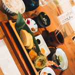 mati-cafe - 季節の京のお昼ご飯