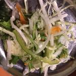 シンズキッチン - サラダ