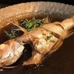 芦屋こはく - のどぐろの煮魚