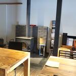 扇屋カフェ - 店内1