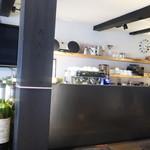 扇屋カフェ - 店内2