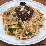 香林 - 料理写真:担担焼そば