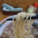 113509938 - 細縮れ麺