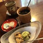 113513457 - 食後のデザート・ドリンク付(コーヒーor紅茶)