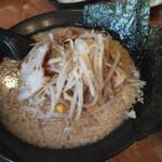 川出拉麺店 - でーかわラーメン 870円(税込)