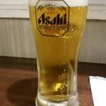 串焼 庭 本格ハルビン - 生ビール:480円+税