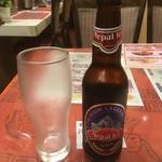 タンドール バル - ネパールアイスビール