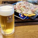 紅桜公園 べにざくら本館 - ビールがうまい!