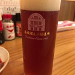 道頓堀麦酒スタンド - 大阪アルト