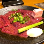 天龍 -  ☆炙りレバー