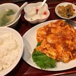 旺旺 - 旺旺(玉子とエビのチリソース)