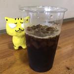 カフェテリア32 - ドリンク写真:とことん美味しいアイスコーヒー400円(税込)