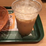 113519666 - タピオカ冬瓜茶ミルク、よーく混ぜたところ