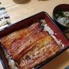 うなぎ しら澤 - 料理写真:松(ごはん軽め)