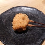東京恵比寿 串亭 - 鱧トマト
