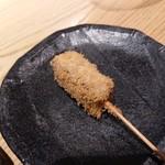 東京恵比寿 串亭 - A5黒毛和牛