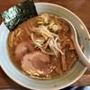 麺通 - 料理写真:らーめん:太麺(背脂醤油)こってりで 780円