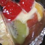 クッキー屋サリー - 料理写真:フルーツタルト