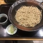 生そば あずま - 料理写真: