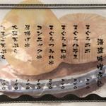 日本酒商店 YODARE - メニュー(煮込皿)