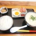 Kamachishokudou - ゆし豆腐550円①