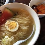 焼肉・冷麺ヤマト - 焼肉+ライス+選べるミニ麺セット(ミニ冷麺)