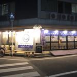 日本酒商店 YODARE - 外観