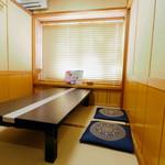 寿司 和食 まえ田 - 個室