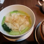 113540537 - ワンタン麺