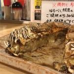 Teppanyakiizakayanosuemon - 豚タマ