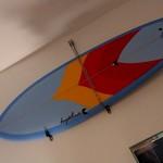 ブック&カフェ ダナポイント - サーフボード