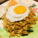 Nettaishokudou - 卵を崩して…旨っ♥