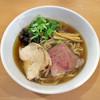 らぁ麺 丸山商店 - 料理写真:魚介と貝の冷やしらぁ麺