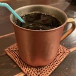 ブルー ファー ツリー - ブレンドコーヒー(アイス)♡¥500