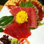 居酒屋 味山海 - 料理写真:本鮪刺身