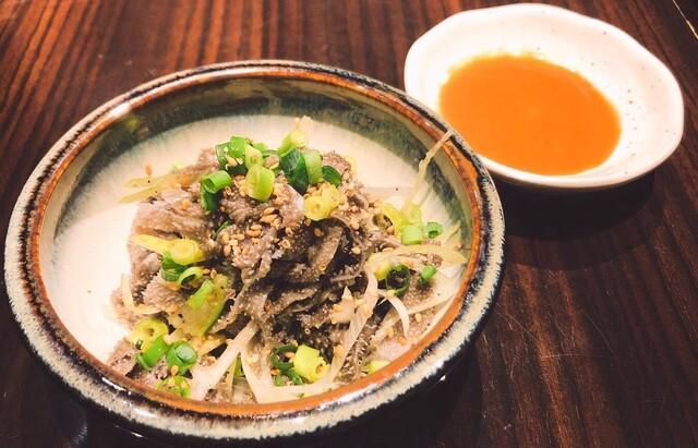 すこし贅沢な旨い焼肉 ゆうすい 八幡山店の料理の写真