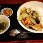 麺飯坊 無双 -