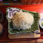 麺 玉響 - 冷つけ麺
