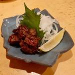 かわしま - 馬ひも塩焼き 1,059円