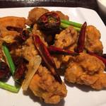 蜀膳坊 - 鶏肉四川炒め