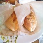 サリュート - フィッシュ&チーズ 卵サラダ