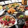 真心 - 料理写真:夏の新コース「担担麺風もつ鍋×ピリ辛一品コース」